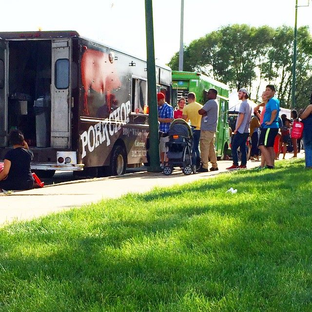 2. Chicago Food Truck Festival
