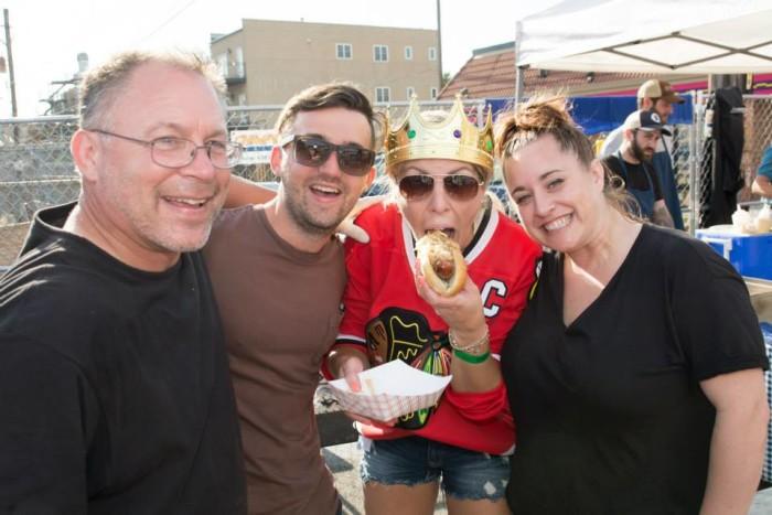 8. SausageFest Chicago