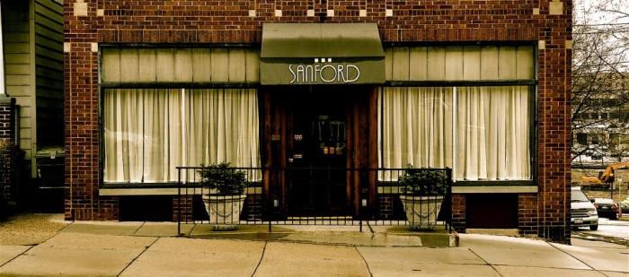 6. Sanford Restaurant