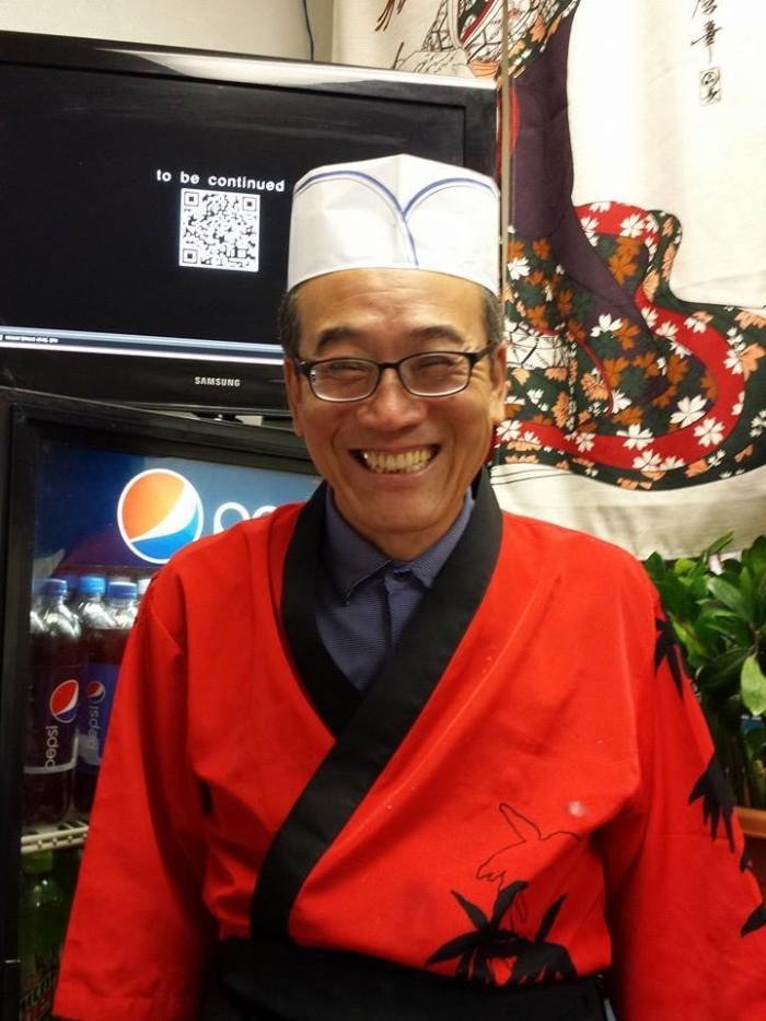 5. Happy Sushi