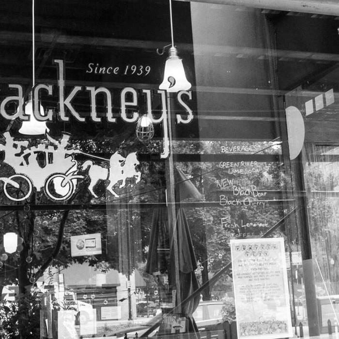 10. Hackney's