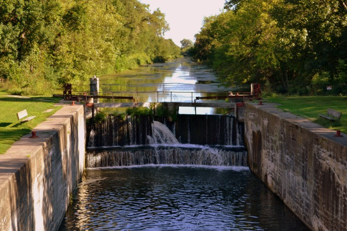 6. Hennepin Canal