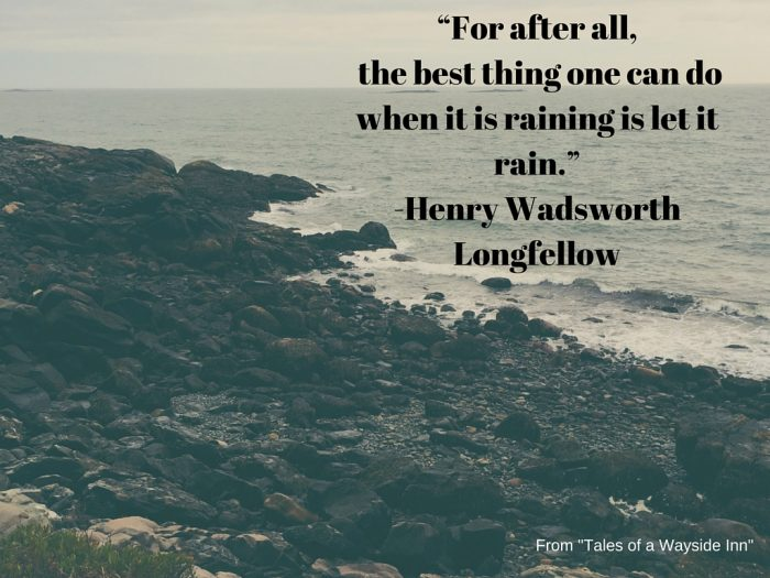 5. There would be no Longfellow.