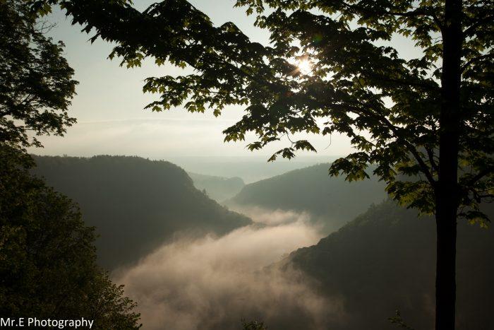 0-Letchworth River Gorge