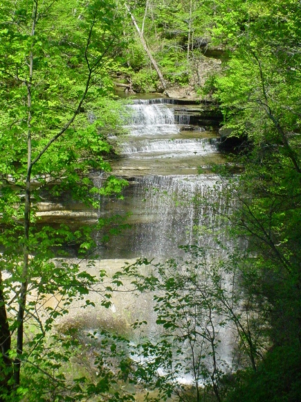 1. Clifty Falls State Park