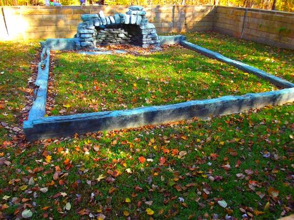 1. Lincoln Cabin Site Memorial