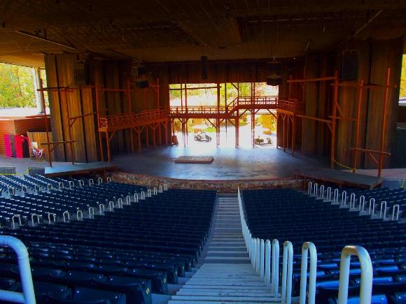 7. Lincoln Amphitheatre