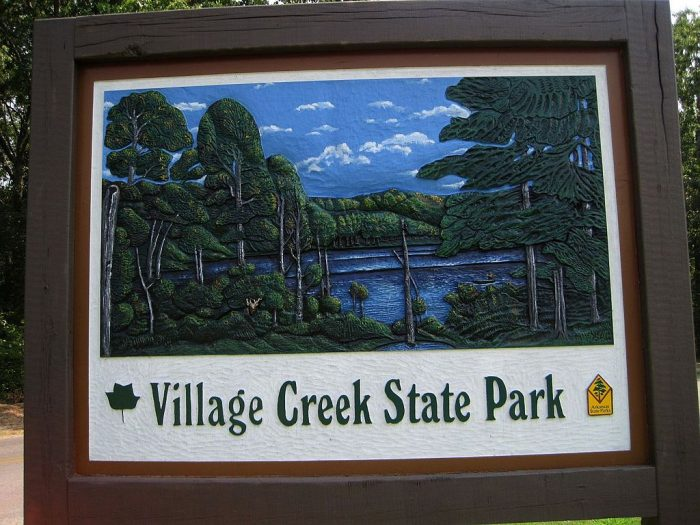4. Village Creek State Park (Wynne)