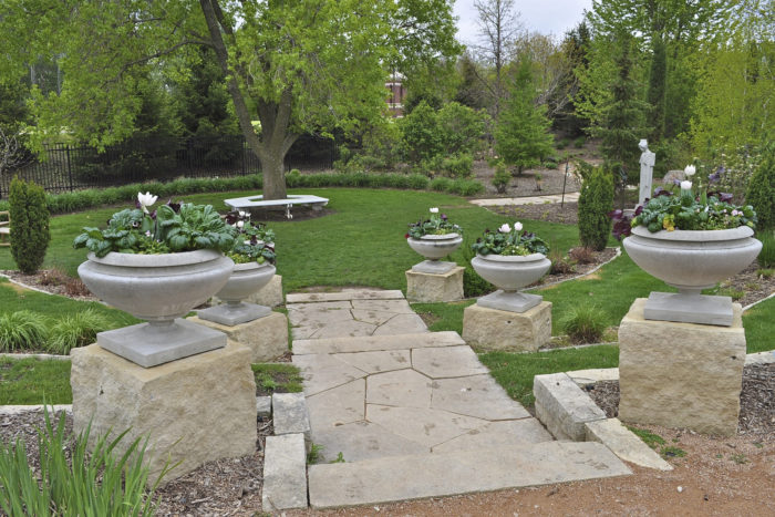 1. Take a stroll through Reiman Gardens in Ames, and check out the butterfly exhibit while you're there.