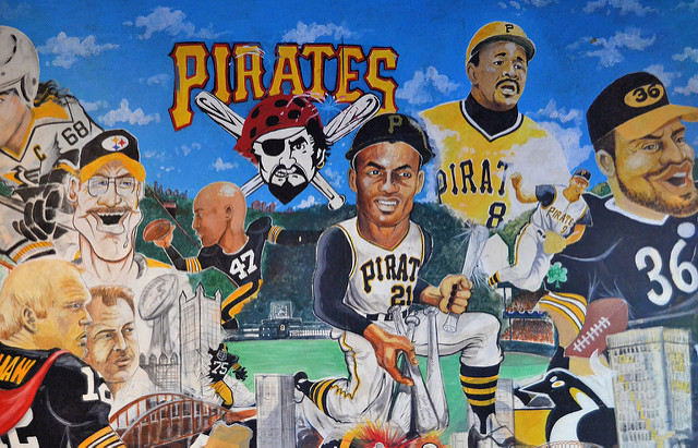 1. The Penguins, the Pirates, the Steelers and…