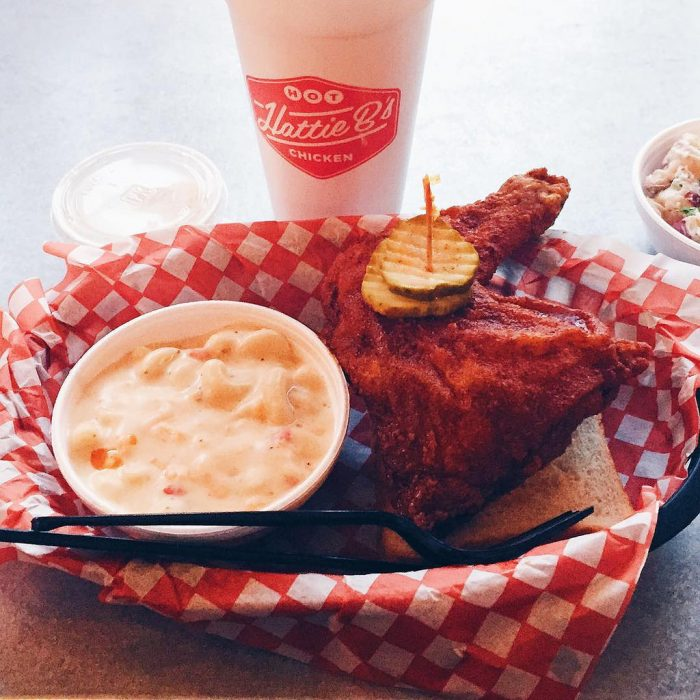 1. Hot chicken, anyone?
