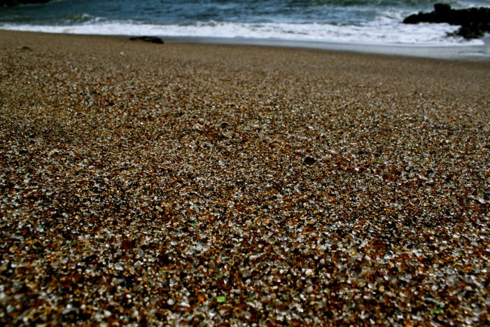 1. Kauai's Glass Beach
