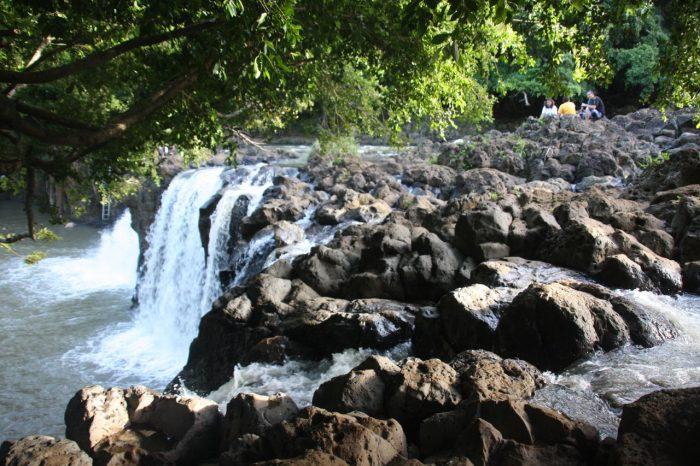 1. Kipu Falls
