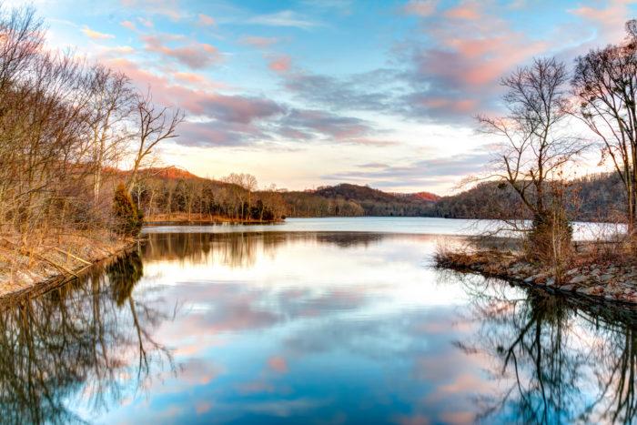 1. Radnor Lake State Natural Area