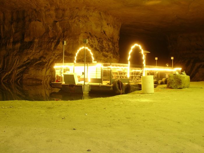 1.3. Crystal City Underground