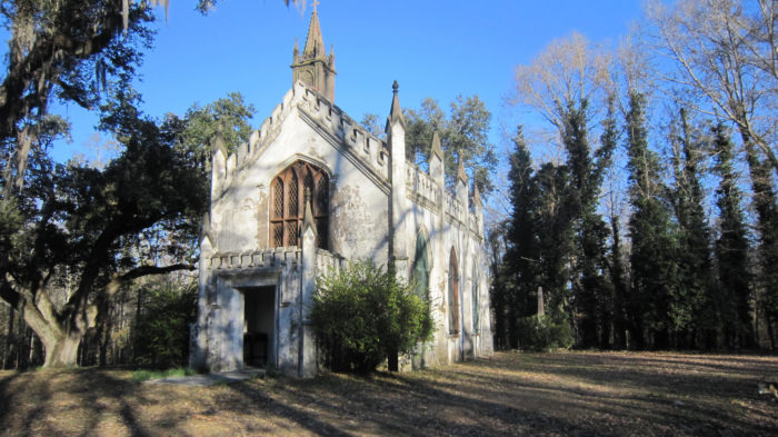 Records indicate that 118 slaves were baptized at St. Mary's in 1842 by Rev. Deacon. The following year, 26 slaves were confirmed within the church by Bishop Otey.