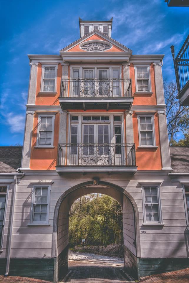 1. The Cinderella House, Starkville