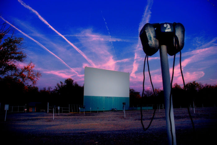 10. End the day with an outdoor movie at one of Iowa's many drive-in theatres.