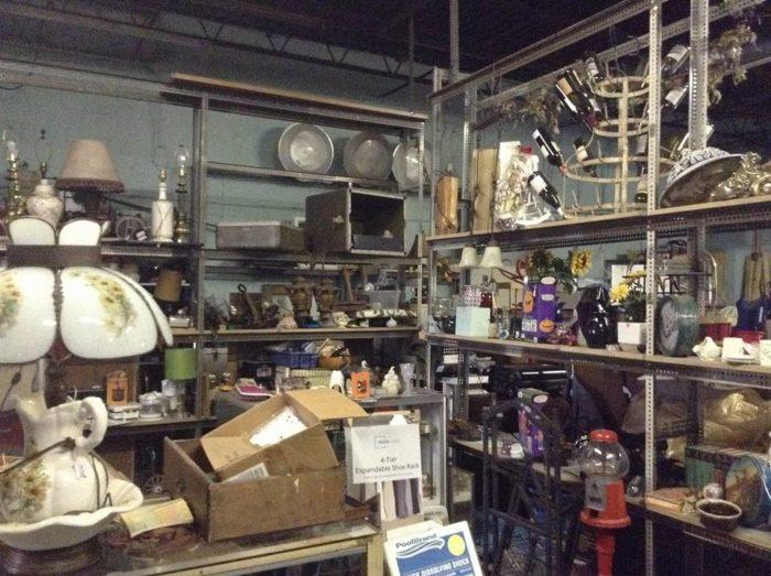 10. Riverview Antique & Marketplace
