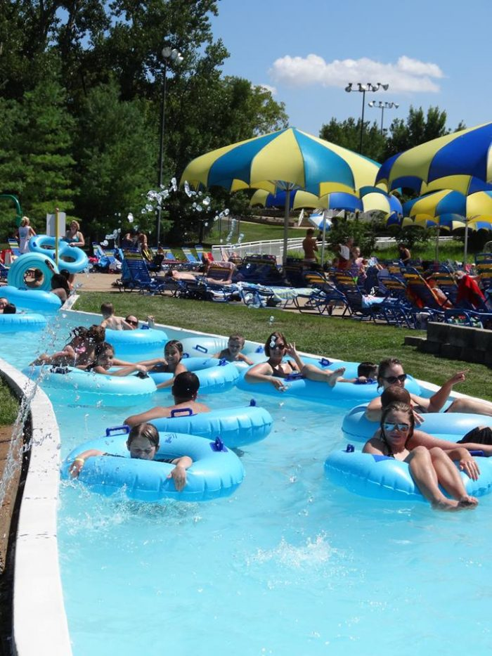 10. Aquaport Water Park – Maryland Heights, Mo.