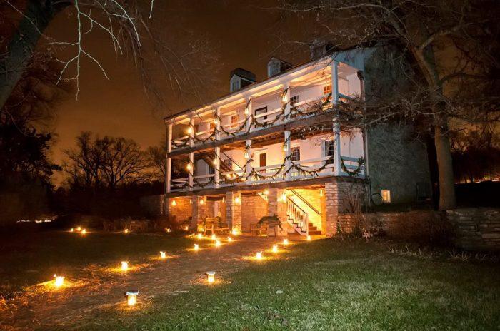 10. Daniel Boone Home