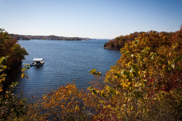 10. Spend a weekend at Lake of the Ozarks.