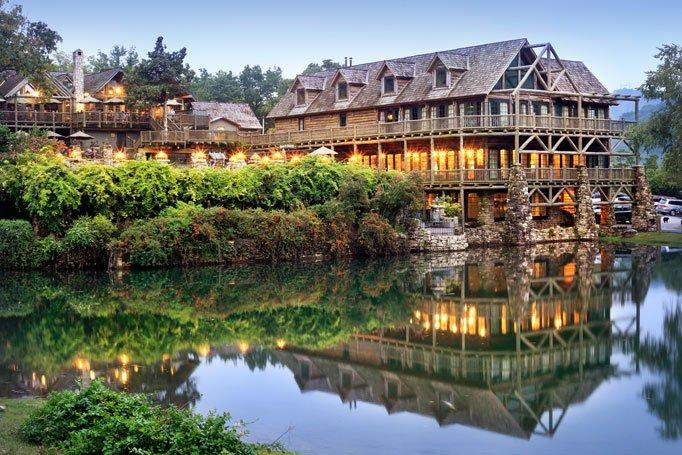 10. Big Cedar Lodge