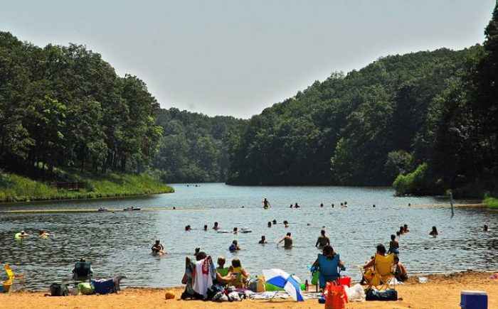 Here are the 10 best swimming holes in missouri - Camping near me with swimming pool ...