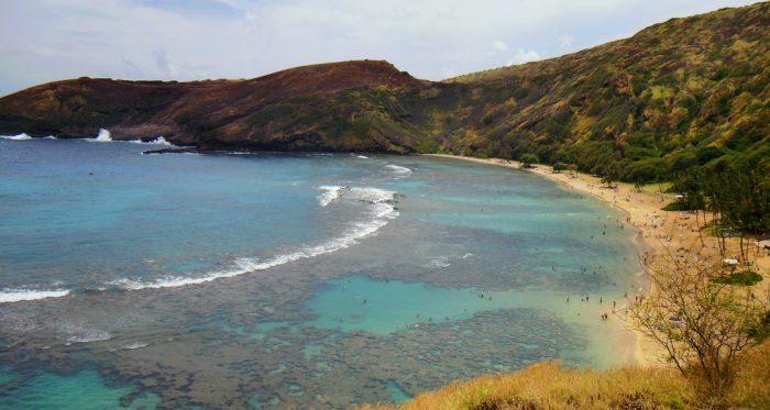 10. Go snorkeling at Hanauma Bay.