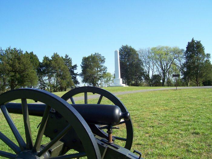 10. Stones River Battlefield