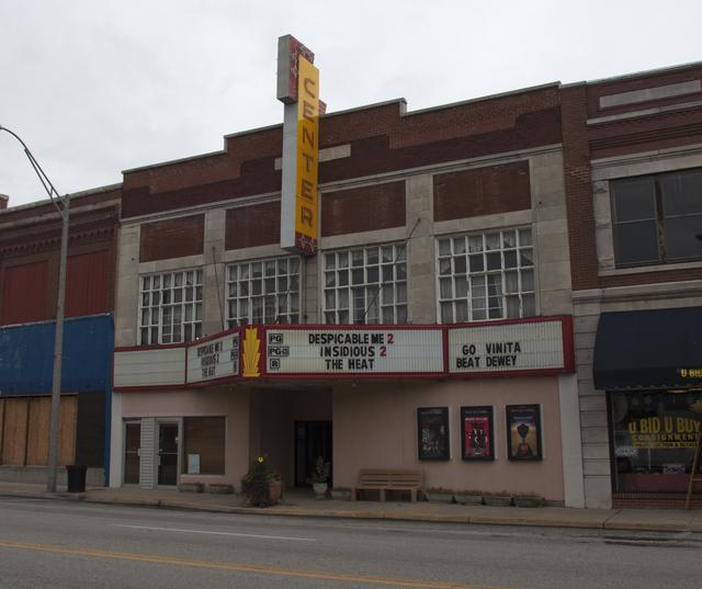 10. Center Theater