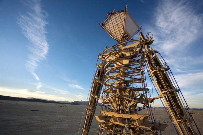 14. Burning Man, Black Rock Desert