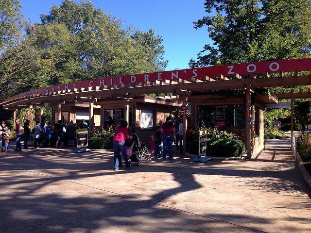 2. Explore the Fort Wayne Children's Zoo