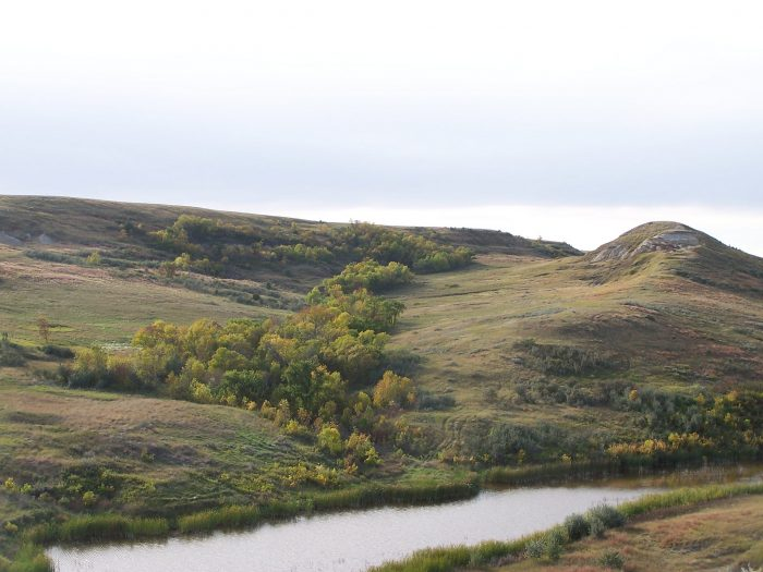 8. Either way, seeing North Dakota's amazing landscapes is always worth it, no matter how you do.