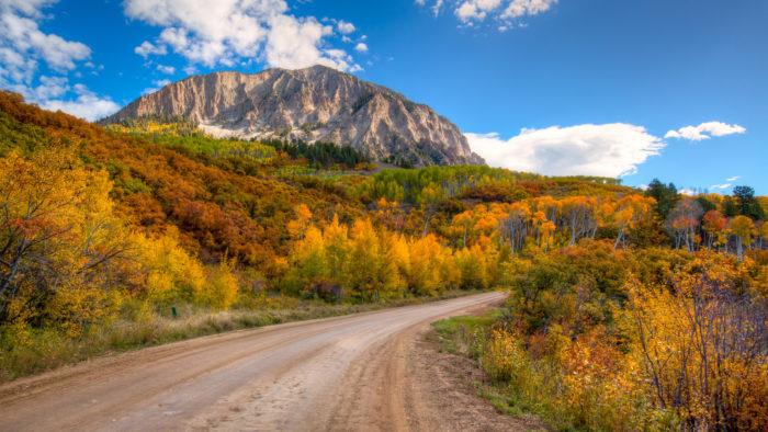 15. Kebler Pass (Crested Butte)