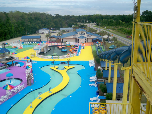 6. White Lake Waterpark, White Lake