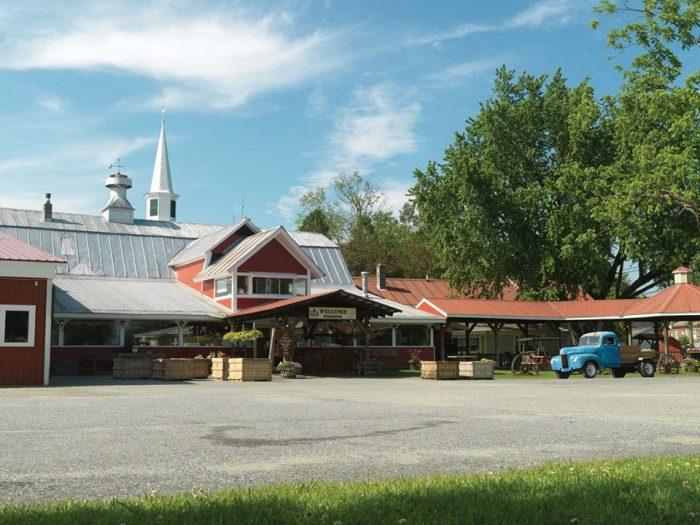 14.  Cold Hollow Cider Mill - 3600 Waterbury-Stowe Rd, Waterbury Center