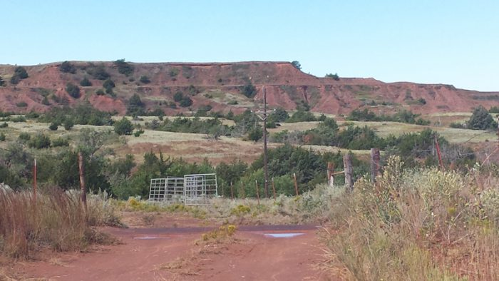 6. Gypsum Hills Scenic Byway