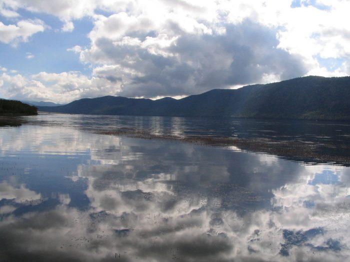 3. Fish Lake