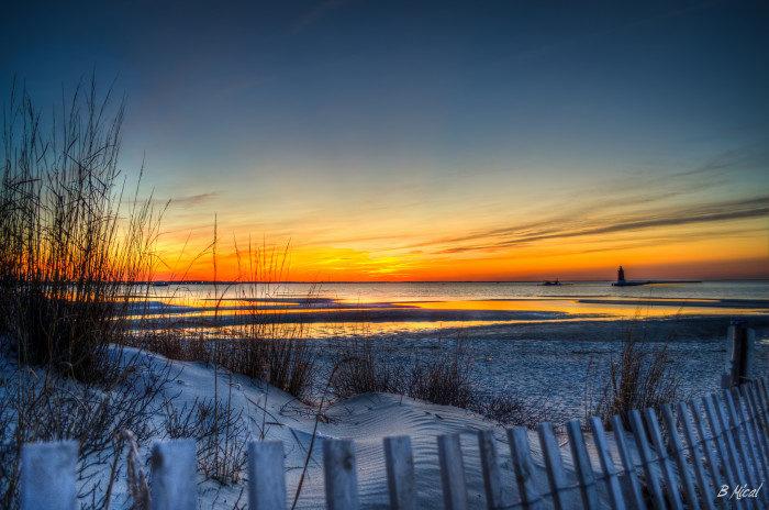 Delaware: Cape Henlopen State Park