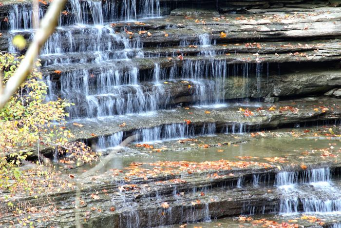 15. Enjoy Clifty Falls State Park