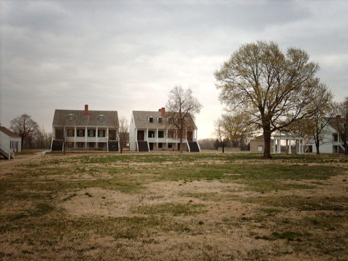 1. Fort Scott National Historic Site (Fort Scott)