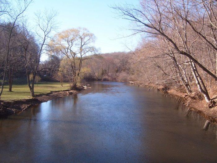 5. Quinnipiac River (South Meriden)