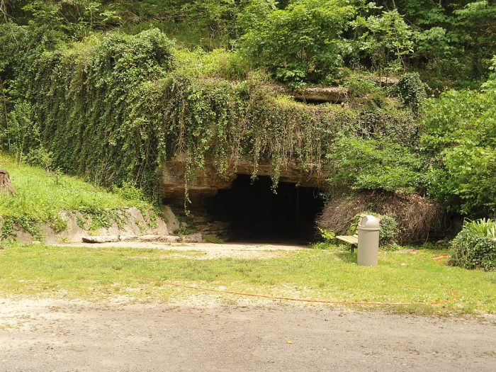 4. Old Spanish Treasure Cave