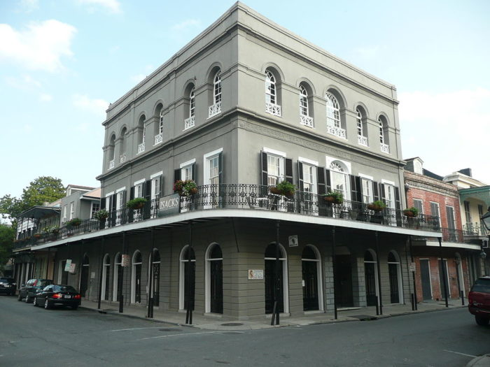 8. LaLaurie Mansion, New Orleans
