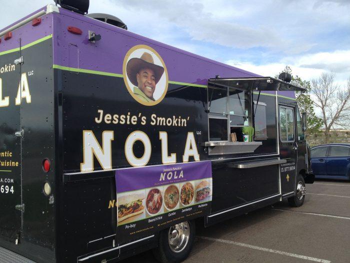 1. Jessie's Smokin' NOLA