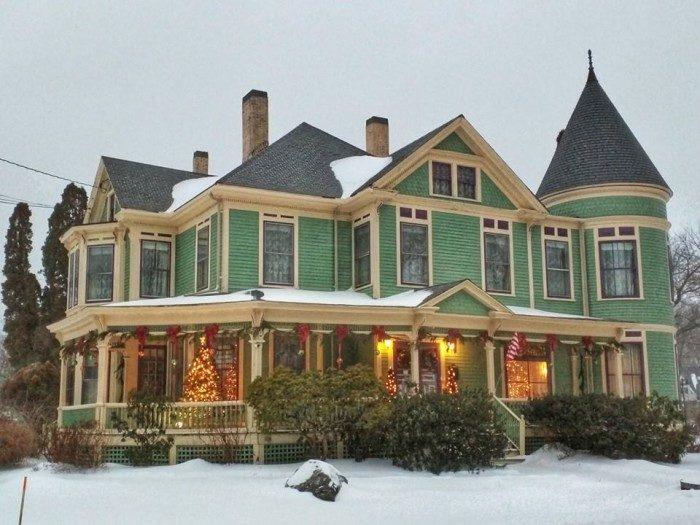 Maine: The LimeRock Inn, Rockland