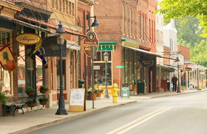 Vintage Stores in Maryland