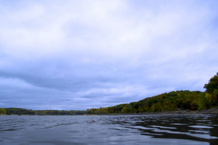 7. Coralville Lake, Coralville