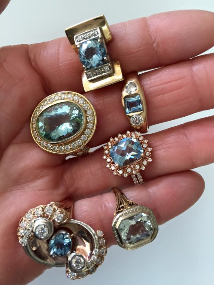 4. Fancy Flea Antiques & Fine Jewelry, Concord